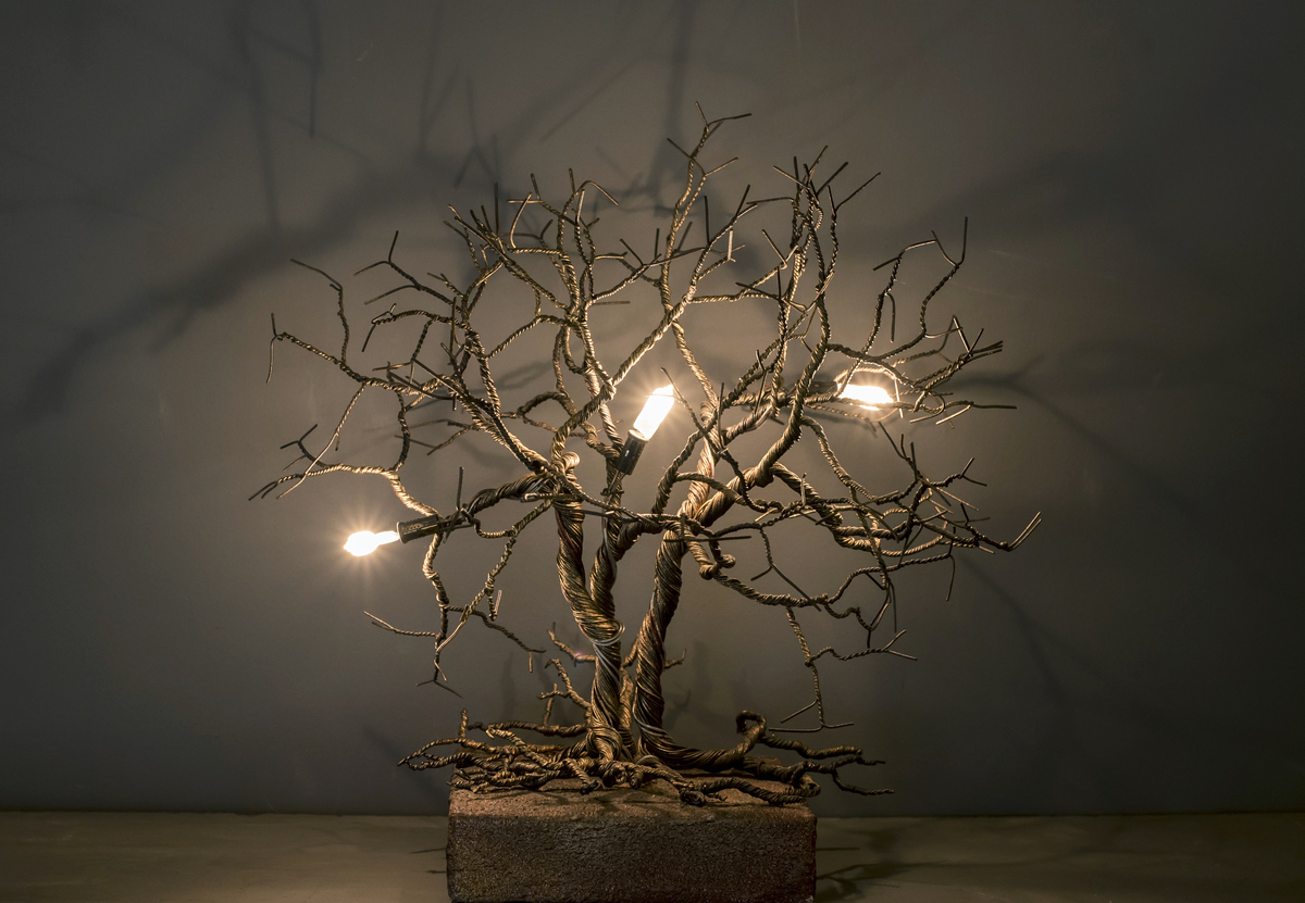 Roots Small - Lampe de table