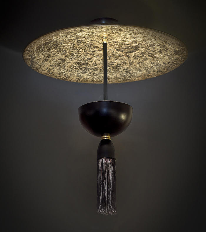 Pythia's Costume - Ceiling Light fixture