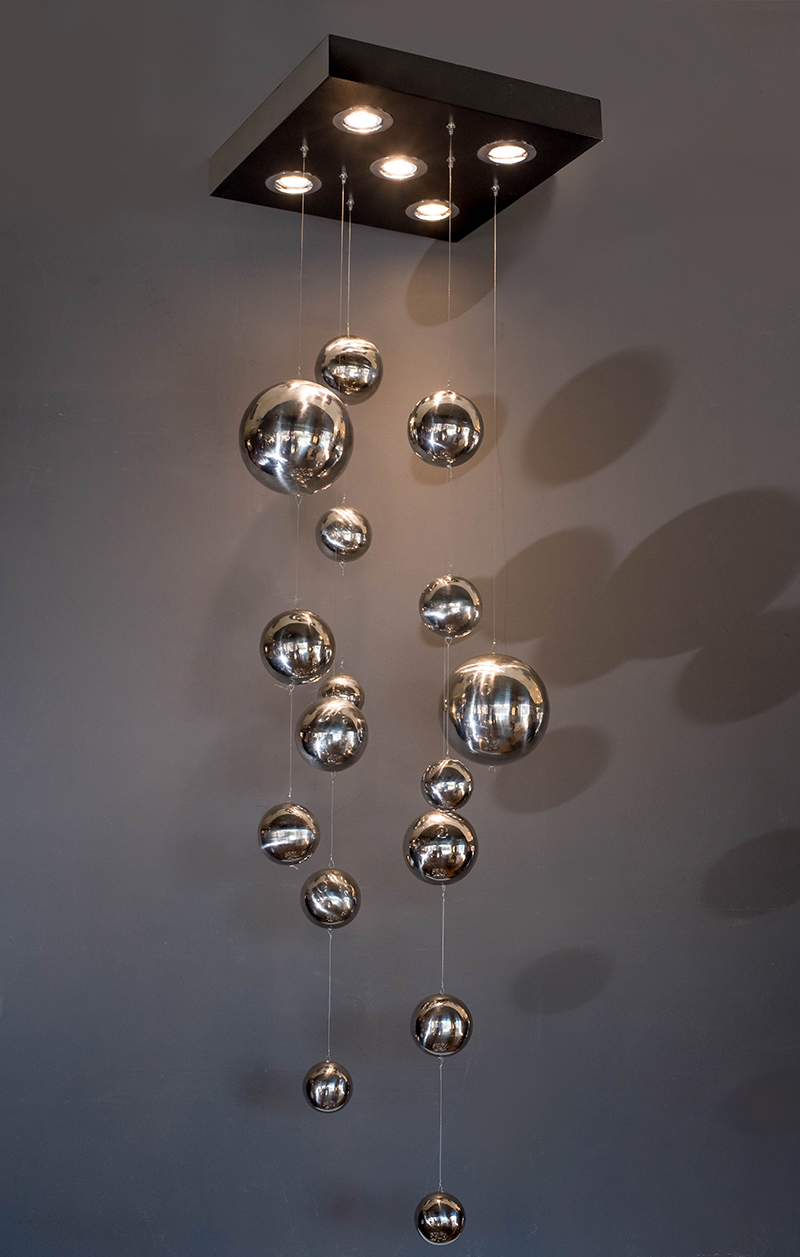 Gravity - Ceiling Light fixture