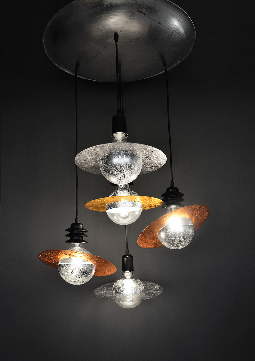 Galaxy 5 - Ceiling Light fixture