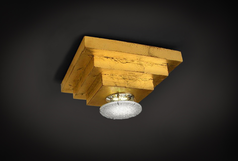 Pyramid - Ceiling Light fixture