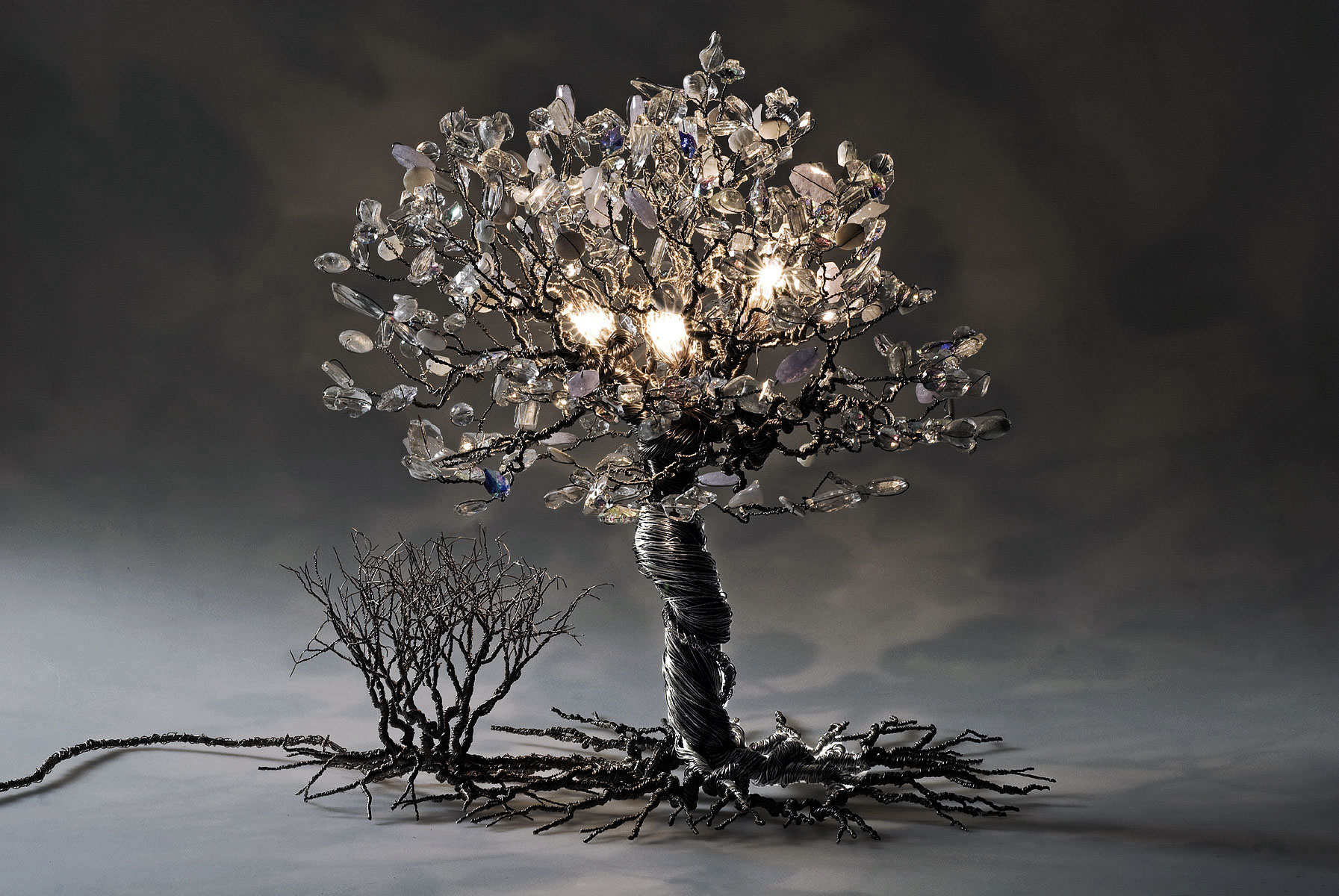 Roots Spring - Table Lamp