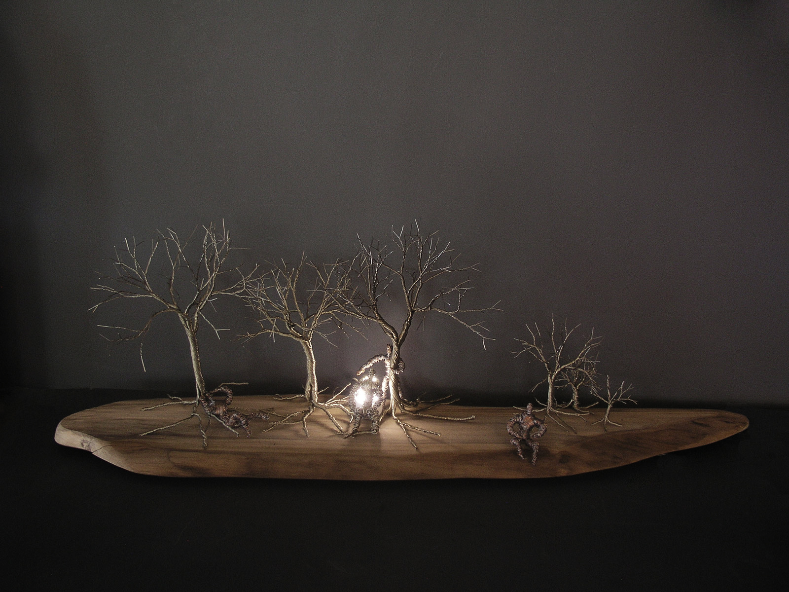 Friendship - Lampe de table‎