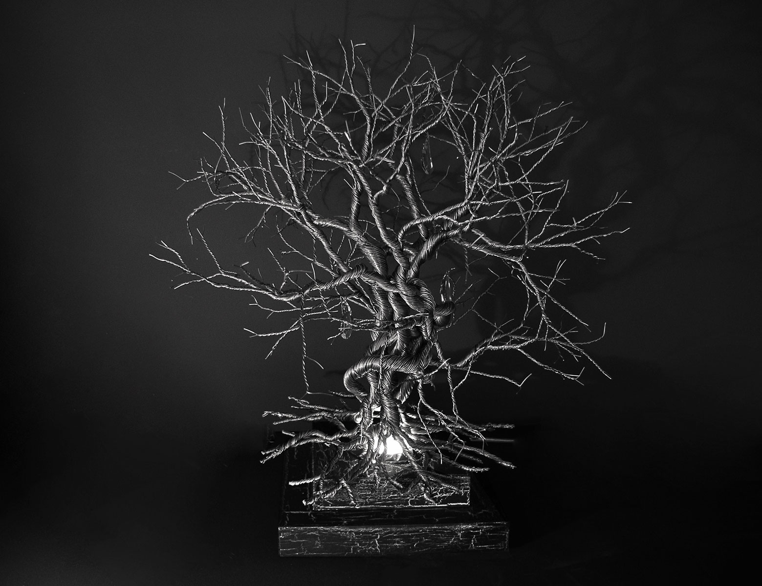 Roots Large - Lampe de table